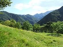 valle del droanello