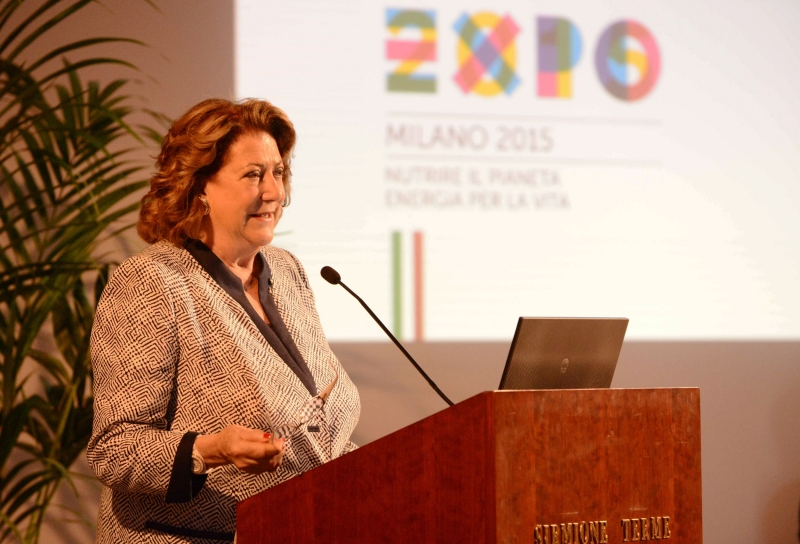 Diana Bracco Sirmione