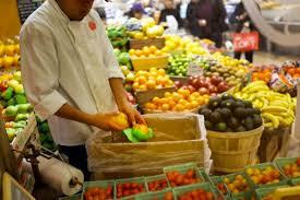 mercatini alimentari
