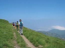 Parco Alpi Liguri turisti