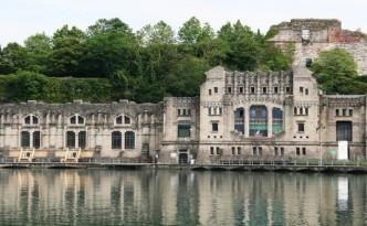 Trezzo sull'Adda - Centrale idroelettrica Taccani