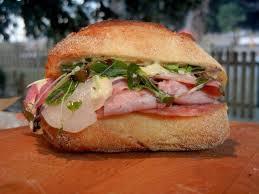 good food panino