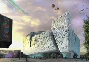 Paditalia progetto palazzo