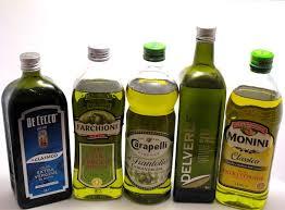 oli d'oliva con olive comunitarie
