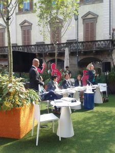 presentazione Maestri Paesaggio Bergamo 2014