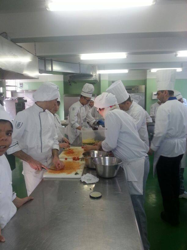 Capac 7 in cucina