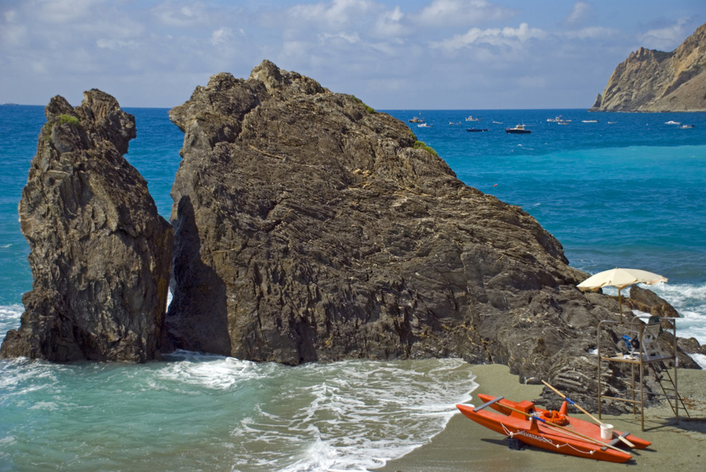 Cinque Terre Monterosso mare