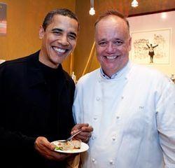 Obama e Mantuano
