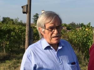 Oltrepò Pavese Codevilla Azienda Montelio enologo Mario Maffi