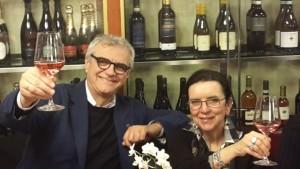 Il brindisi di Mattia Vezzola, enologo e titolare Azienda vitivinicola Costaripa