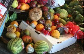 spreco alimentare frutta