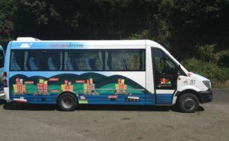 Explora5terre bus
