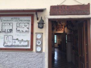 Triora ingresso museo etnografico
