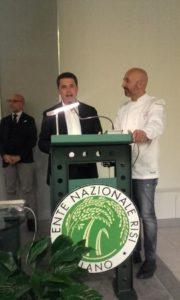 Paolo Carra presidente Ente Risi