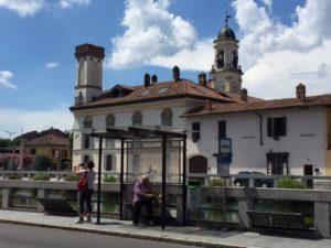 #PratiBlu: Gaggiano, la chiesa