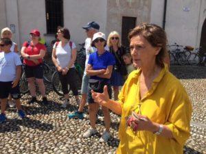 #Pratiblu la guida della Certosa di Vigano