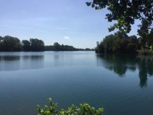 #PratiBlu il lago Boscaccio