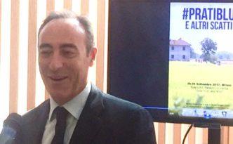 #PratiBlu inaugurazine con assessore Giulio Gallera
