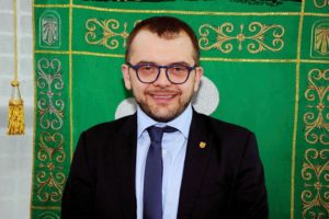 Fabio Rolfi assessore all'alimentazione Regione Lombardia