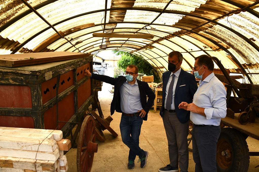 Al via il nuovo parco didattico all'Agricola di Lainate