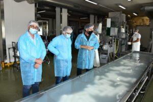 produzione formaggi all'Agricola di Lainate, aperto nuovo parco didattico